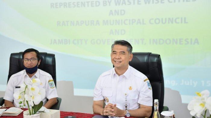 Lembaga PBB, UN Habitat Pilih Kota Jambi Sebagai Change Maker City Program Dunia Waste Wise Cities