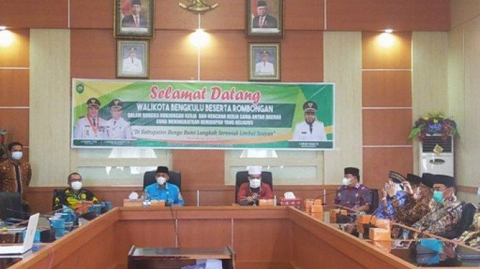 Walikota Bengkulu Tertarik dengan Ikan Air Tawar Bungo