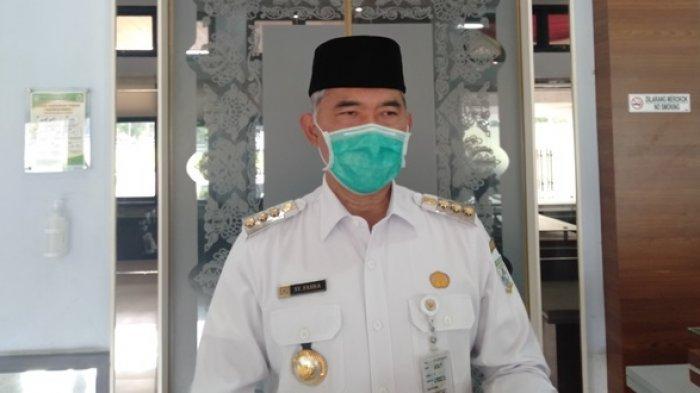 Kasus Covid-19 Kota Jambi Naik Turun, Instruksi Walikota Jambi Baru Keluar 9 Desember 2020