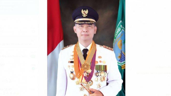 Wali Kota Fasha Bawa Kota Jambi Masuk 10 Kota Terbaik di Indonesia