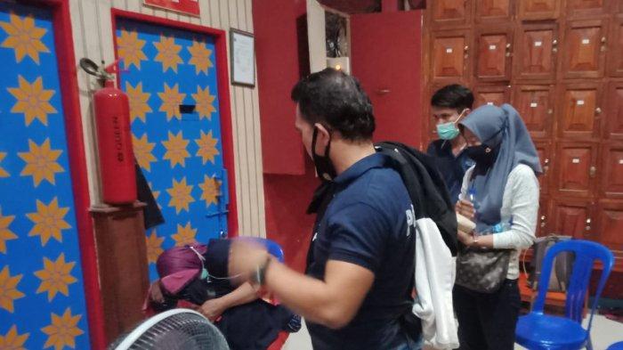 Wanita Asal Kota Jambi Ini Coba-coba Selundupkan Narkotika ke Lapas Muara Sabak, Akibatnya. .