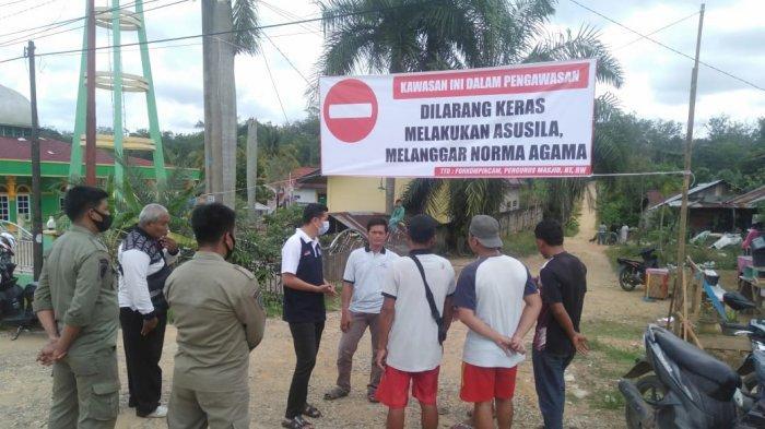 Warga Tebo Lapor, Warem di Belakang Pujasera Tutup, 'Kembang Desa' Tak Kelihatan Lagi