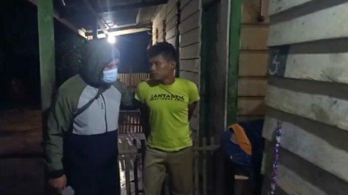 Peras Oknum Guru Senilai Rp200 Ribu, Warga Aceh Ditangkap Polsek Tebo Ilir