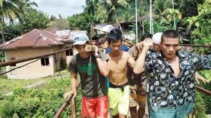 Kades Batu Empang Sebut 'Warga Gotong Jenazah' di Dusun Sekeledi Bukan Kali Pertama Terjadi