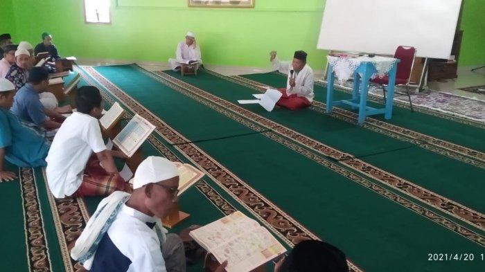 Mendalami Ilmu Agama, Warga Binaan Lapas Jambi Aktif Beribadah Selama Ramadan