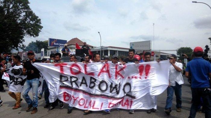 Sempat Singgung Tampang Boyolali, Warga Balas Berikan 0 Suara untuk Prabowo-Sandi, Ini Foto-fotonya