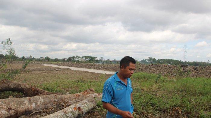 Berdampak Buruk Bagi Petani, Warga Desa Kunangan Menolak Rencana Pembangunan Stockpile