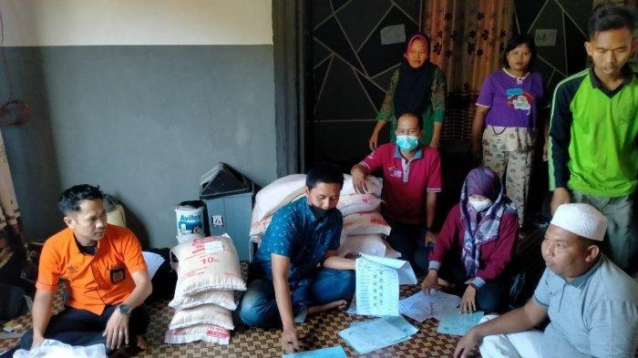 16.837 Kepala Keluarga di Batanghari Terima Bantuan 10 Kg Beras dari Kemensos RI