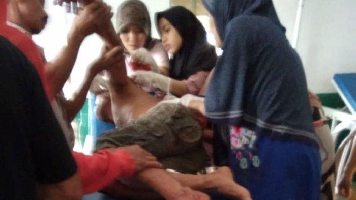 Ini Kronologi Korban Penganiayaan di Dusun Sendaran Batang Asai