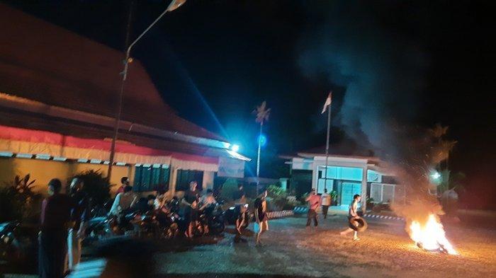 Warga Tolak Gedung BLK Jadi Tempat Isolasi, Pasien Covid Dievakuasi ke RSUD H Hanafie Muara Bungo