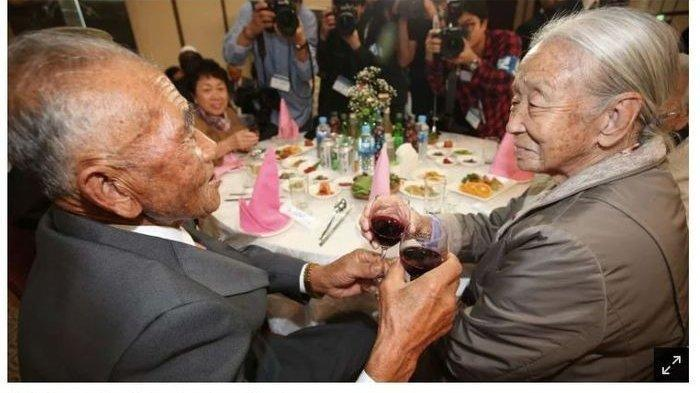 65 Tahun Terpisah Perempuan Ini Nangis Menemukan Suaminya Kembali: Aku Merindukanmu!
