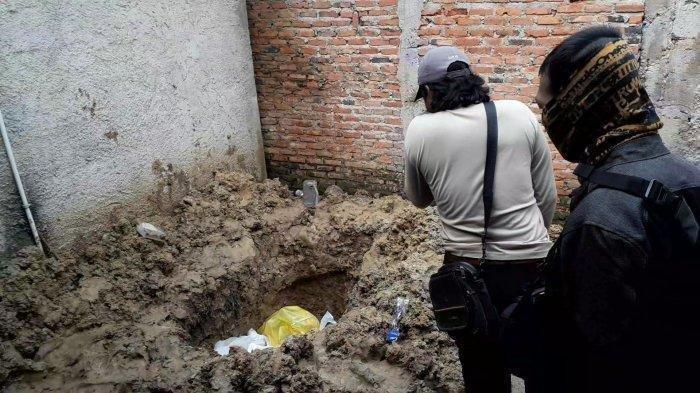 Temui Fakta Baru, Pengakuan Ibu Muda Korban Penyekapan Suaminya: Dikuburkan di Situ, Saya Diancam