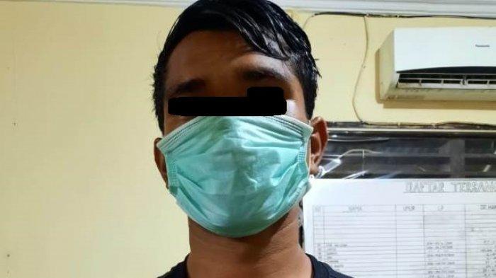 Hadi Warga Pangkalan Jambu Merangin Disergap Polisi Saat akan Beli Sabu Untuk Diedarkan