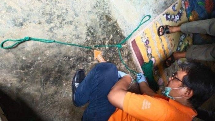 BREAKING NEWS Geger Warga Biuku Tanjung Nekad Gantung Diri Ditemukan Usai Salat Jumat