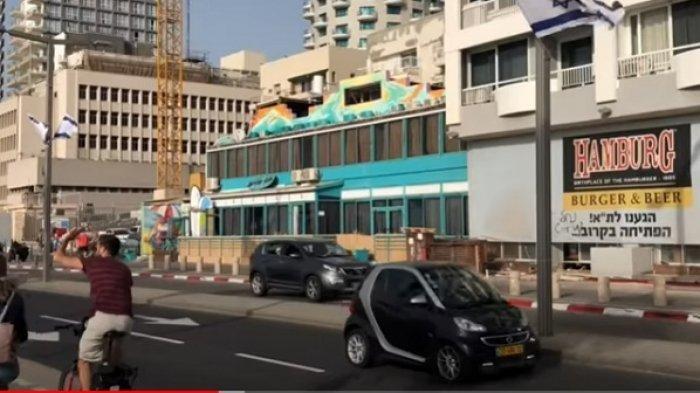 GAYA Hidup Warga Tel Aviv Pusat Kota Israel yang Baru Ditembaki Roket Hamas, Kendaraan Ini Disorot