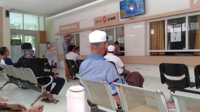 BREAKING NEWS Dua Pegawai Positif Covid-19, UPTD Samsat Tanjabtim Tutup Selama 3 Hari Kedepan