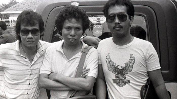 Daftar 34 Film Komedi Warkop DKI Sejak 1979-1994, Misteri Mengapa Selalu Ada Cewek Cantik