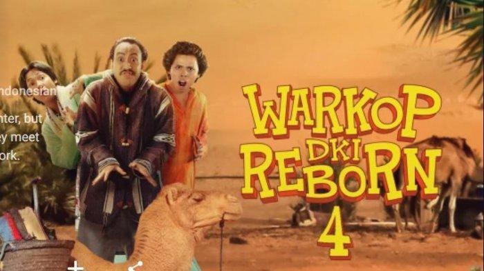 LINK Nonton Warkop DKI Reborn 4 yang Tayang Perdana Hari Ini di Disney+ Hotstar, Begini Caranya!