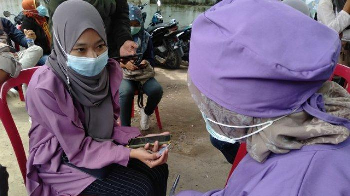 Sejumlah Jurnalis di Kota Jambi Alami Kantuk dan Tidur Nyenyak Usai dDivaksin