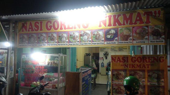 Nasi Goreng Nikmat Jadi Rekomendasi Pecinta Kuliner Malam di Kota Jambi, Ini Kelebihannya