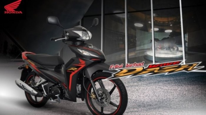 Limited Edition Honda Blade 110 Diberi Label Harga Mulai Rp 17 Juta