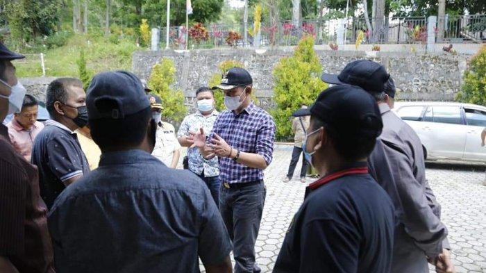 Pasca Wawako Sungai Penuh Sidak ke Pasar Tanjung Bajure, Camat dan Kades Diminta Agresif