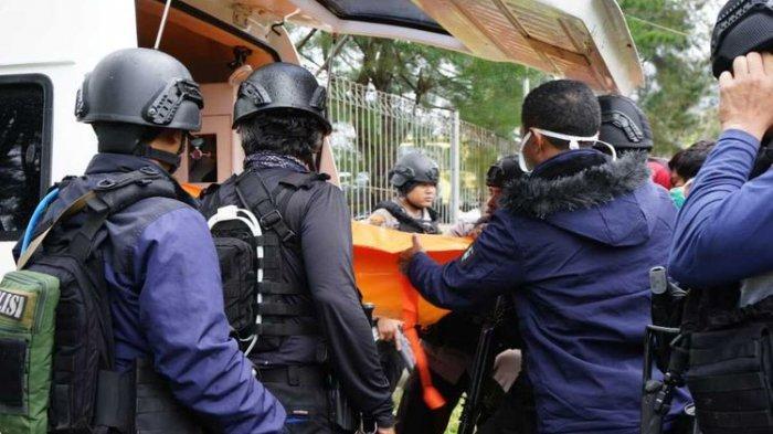 Komandan KKB dan Ajudannya Tewas Ditembak Satgas Newangkawi, Jenazah Diserahkan ke Keluarga