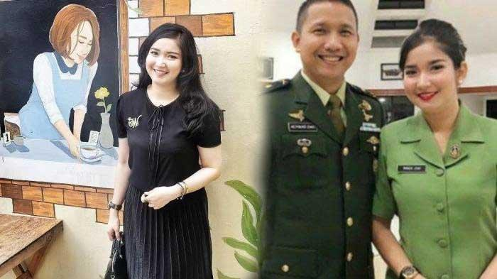 Dulu Artis FTV Terkenal, Begini Penampakan Winda Khair Usai Dinikahi TNI dan Jadi Ibu Persit