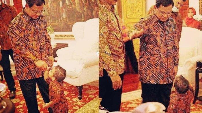 Dicemooh Pamer Pusar Saat Hamil, Rahayu Saraswati Banggakan Putranya Beri Hormat Prabowo