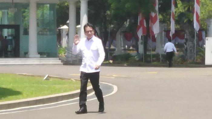 Wishnutama Jadi Menteri Pariwisata Jokowi? Pendiri NET TV Itu Dipanggil ke Istana Hari Ini