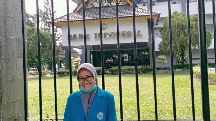 Mahasiswi UIN Jambi Bersaing dengan 75 Universitas Suarakan Restorasi Lahan Gambut