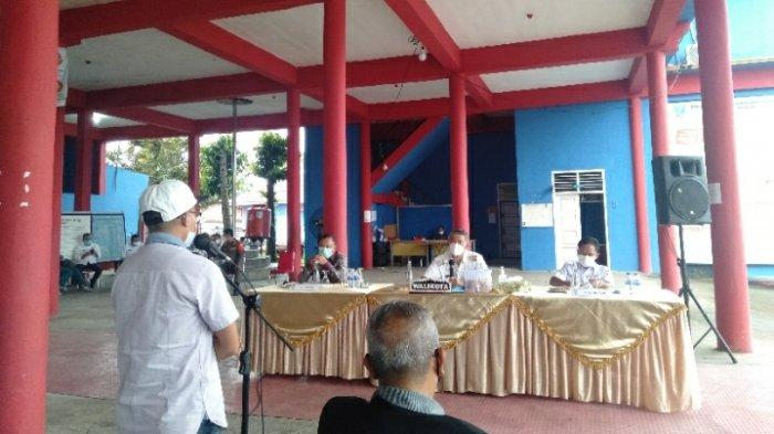 Walikota Jambi Tegaskan 3M: Pakai Face Shield Harus Pakai Masker Juga, Jika Tidak Begini Sanksinya
