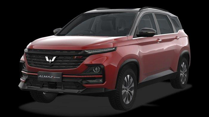 Mobil Wuling Almaz Pro Tawarkan Kecanggihan dengan 5 Warna Pilihan