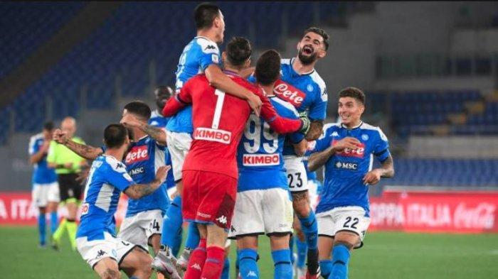 Jadwal Pertandingan Pekan Ketiga Serie A Italia, Napoli vs Juventus, AC Milan vs Lazio