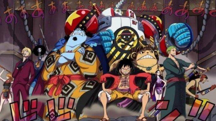 Spoiler Komik One Piece 995: Kaido Mengubah Wujudnya dari Naga ke Manusia, Ada LINK Manga One Piece