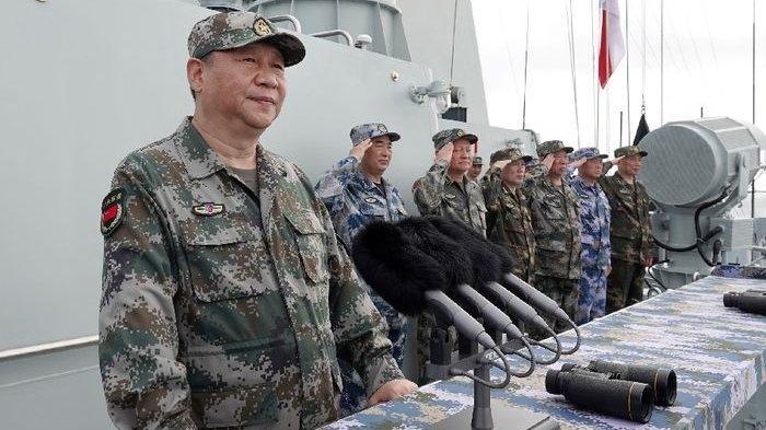 Kekuatan Laut NKRI Berkurang Usai KRI Nanggala Tenggelam, China Mendadak Kirim 3 Kapal Selam ke LCS
