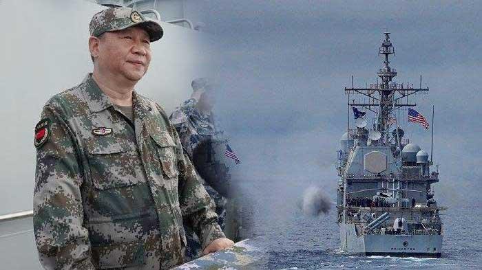 Xi Jinping Siapkan Tempat Perang China Vs AS, Bukan di Laut China Selatan Melainkan 11 Negara Ini