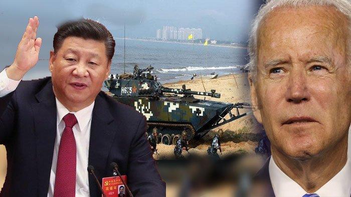 China Disebut Ngebet Perang dengan AS, Pengamat Prediksi Xi Jinping Bakal Duluan Picu Peperangan