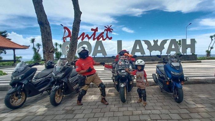 Y-Connect Ini Bantu Lilik Gunawan Tuntaskan Misi Berkendara Ribuan Kilometer ke Timor Leste
