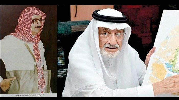 BREAKING NEWS Umat Islam Dunia Berduka, Yahya Hamza Koshak Perancang Sumur Zamzam Wafat