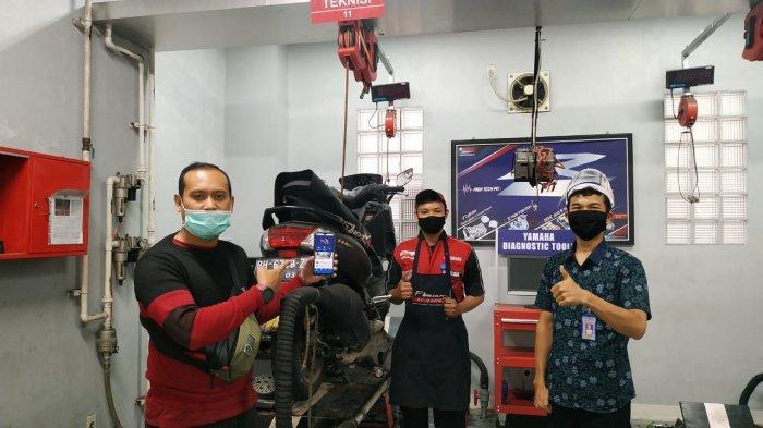 Yamaha Jambi Rayakan Hari Pelanggan Nasional dengan Program Spesial Bagi Konsumen
