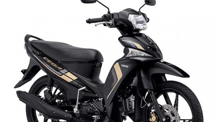 Tampil Makin Modern, Yamaha Luncurkan Vega Force dengan Warna Baru
