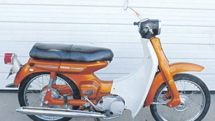 Ternyata Ini Motor Pertama yang Dijual Yamaha di Indonesia, Ini Penampakannya