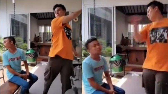 Aksi Baim Wong Menampar Karyawannya Tuai Beragam Komentar, Netizen: Om Baim Mulai Aktif ya Bun
