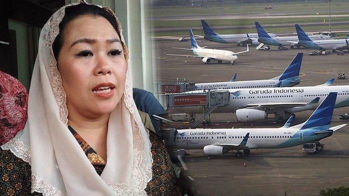 Yenny Wahid Kena Sindir Politisi Demokrat saat Bahas Garuda Indonesia Terlilit Utang Capai Rp70 T