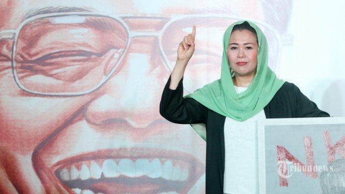 Bendera Bintang Kejora Berkibar, Yenny Wahid Anggap Itu Bukan Tindakan Makar