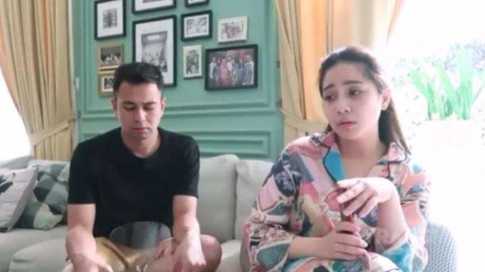 Tangis Nagita Slavina Gegara Perlakuan Raffi Ahmad, Ayah Rafathar Heran Lihat Istrinya: Nangis Terus