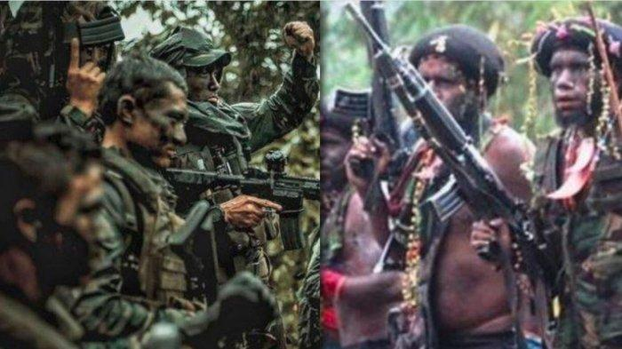 Wakapolda Papua 'Panas', KKB Beringas Ajak TNI-Polri Perang Terbuka: Kita akan Hadapi!