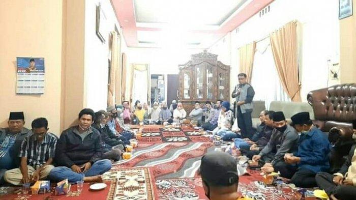 Yos Adrino dan 4 Anggota DPRD Asal Pondok Tinggi Mantapkan Basis Dukungan Desa Karya Bakti