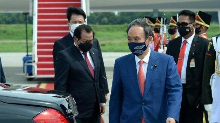 Indonesia Dapat Pinjaman dari Jepang Rp 6,95 Triliun, Hasil Pertemuan Jokowi dan PM Jepang